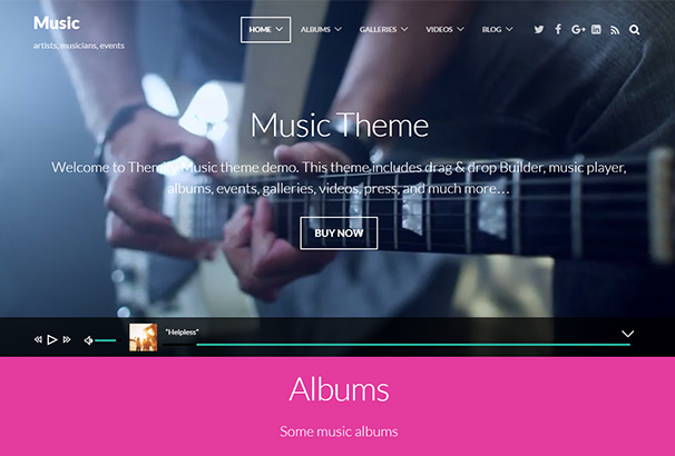 1 Themeify Music