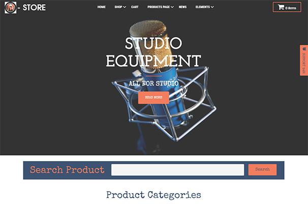 Creative M Store 2
