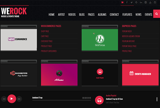 themeforest 19 Werock