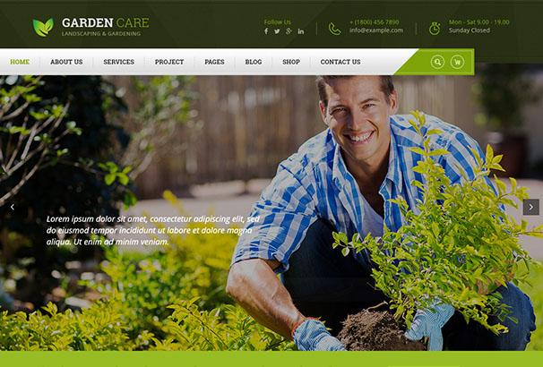 TF 1 Garden Care
