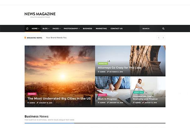 CM 4 News Magazine