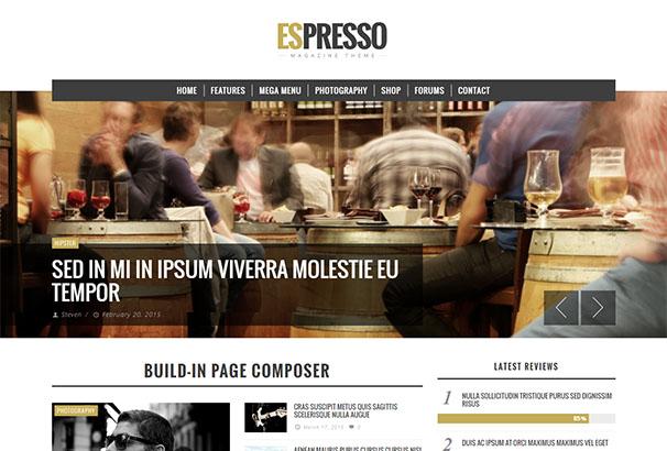 TF 1 Espresso