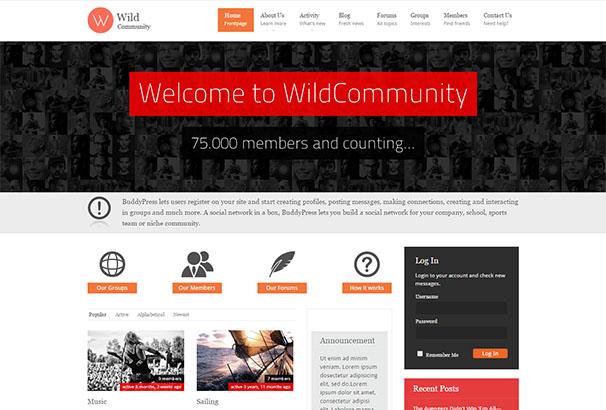 TF 12 Wild Community