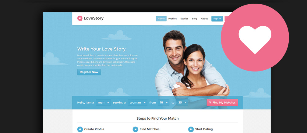 WP Dating sito plugin