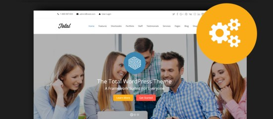 Best Multi-Purpose WordPress Themes