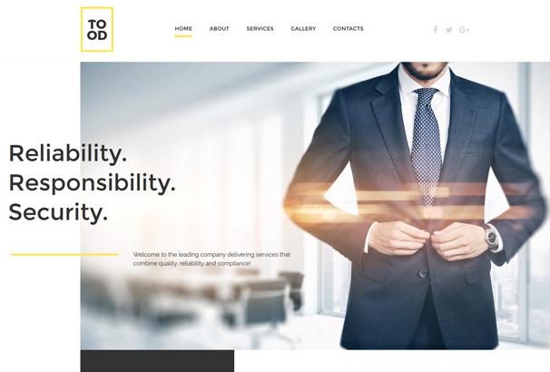 business-responsive-website-template
