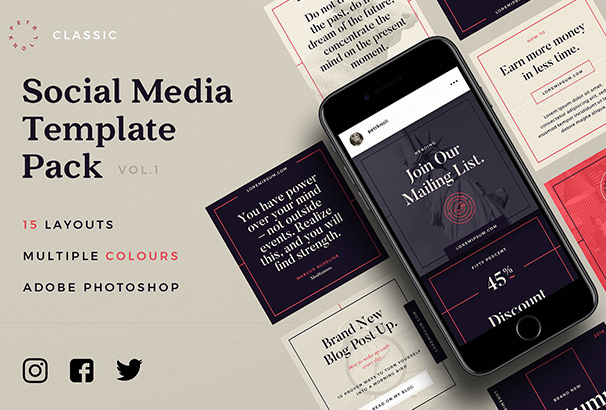 classic-social-media-pack