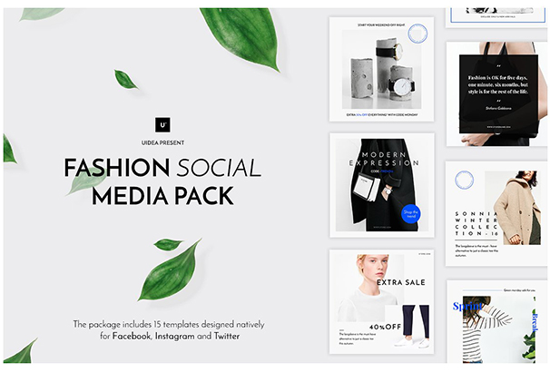 fashion-social-media-pack