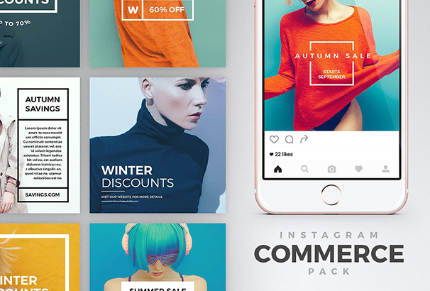 instagram-commerce-pack