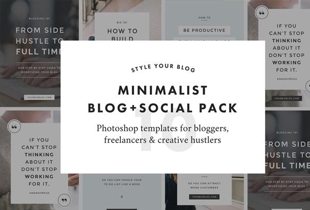minimalist-blog-social-pack