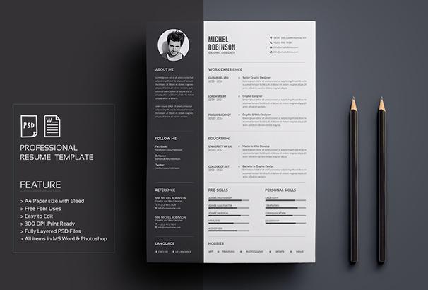 50  cv    resume  u0026 cover letter templates for word  u0026 pdf 2017
