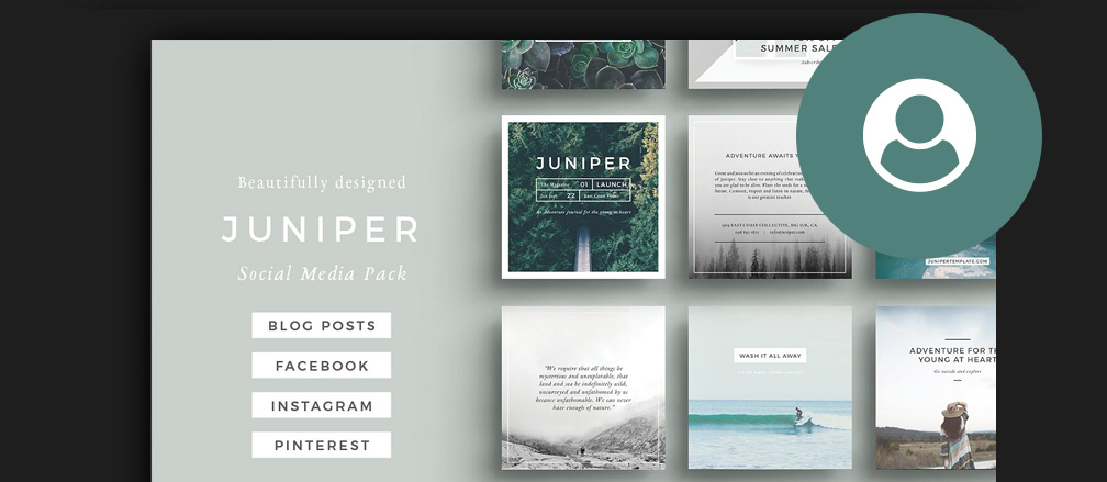 50+ Social Media Banners, Graphics and Templates 2017