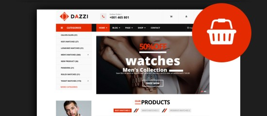 Joomla Virtuemart Templates