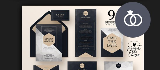 Best Invitation Templates for Weddings & Parties