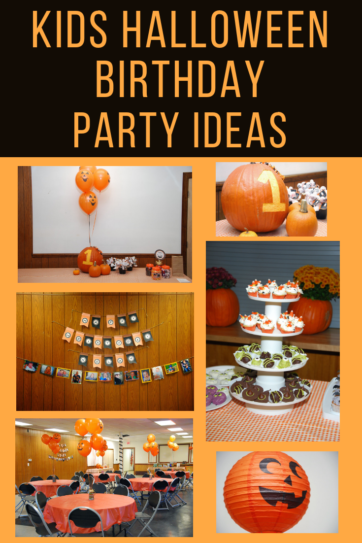 Kids Halloween Birthday Party.Birthday Halloween Party For Kids Any Ages Meg A Mom