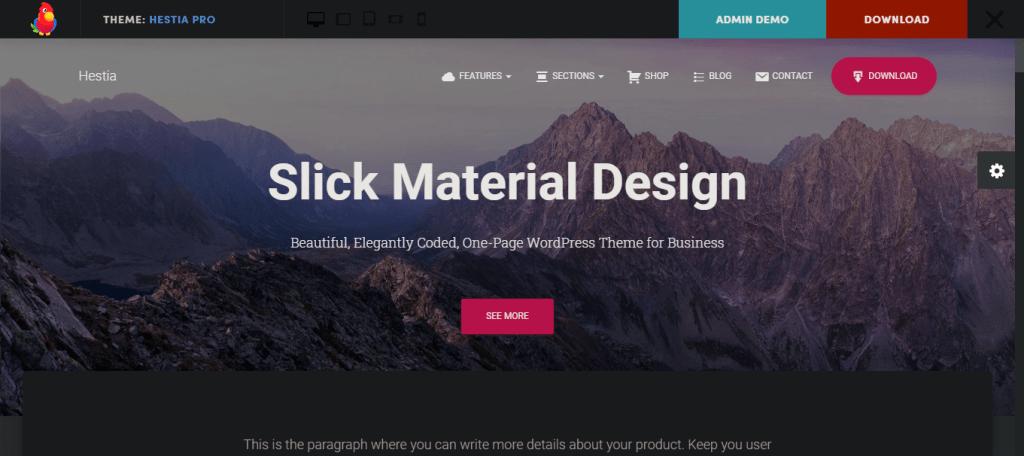 Hestia-Pro-best-one-page-WordPress-themes