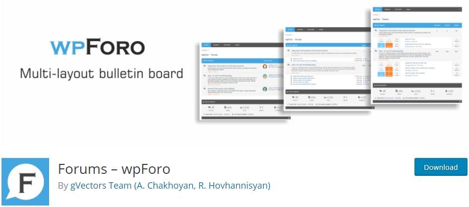 wpForo-best-forum-plugin-for-wordpress