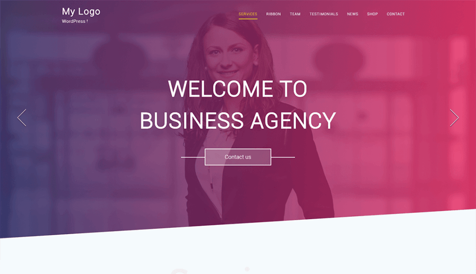 One page Agency