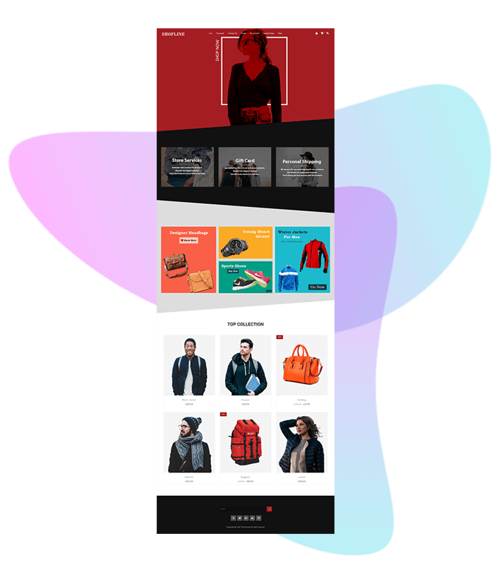 template-demo-page-one-click-Fashion-Clothing-Store