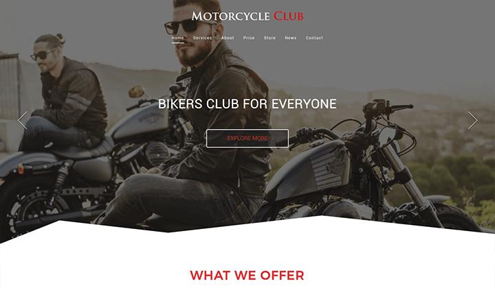 Motorcycle-Club