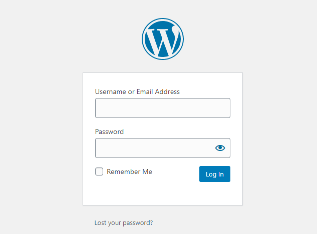 making a wordpress website