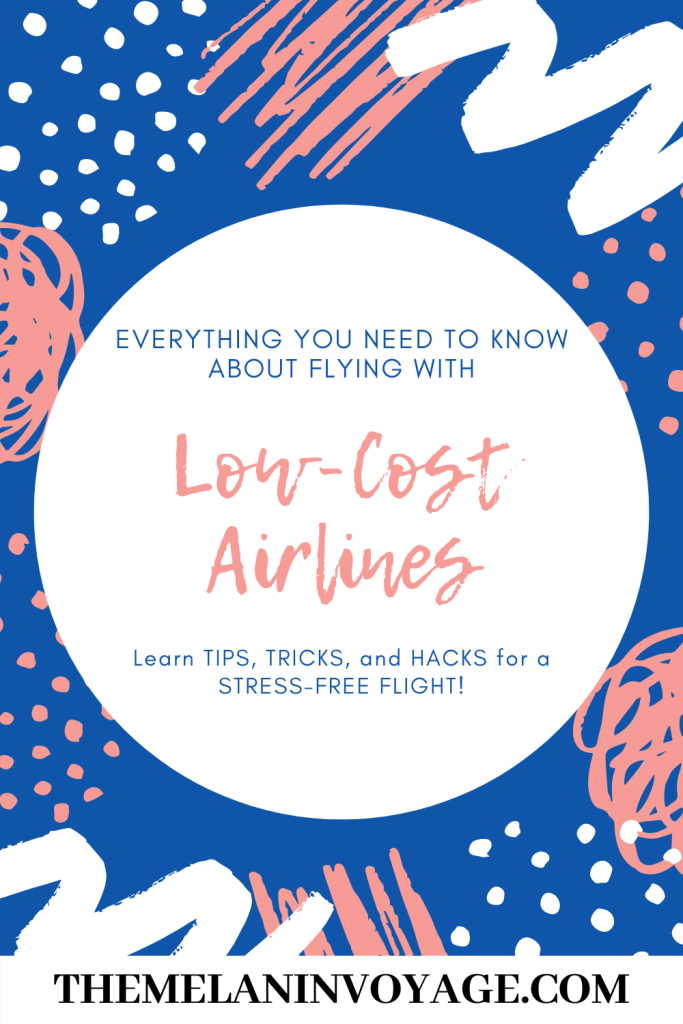 Everything You Need to Know About Flying With Low-Cost Airlines