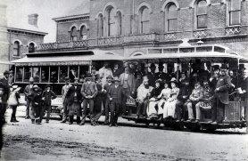 Melbourne Cable Tram