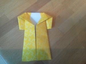 Raincoat (folded)