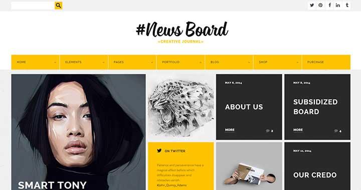 News Board