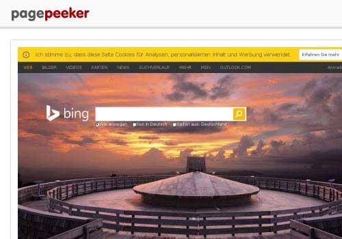 Pagepeeker Online Screenshot Tool