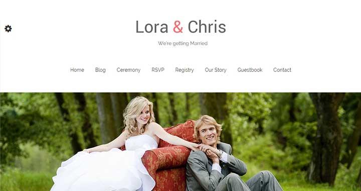 Match Wedding WordPress Themes