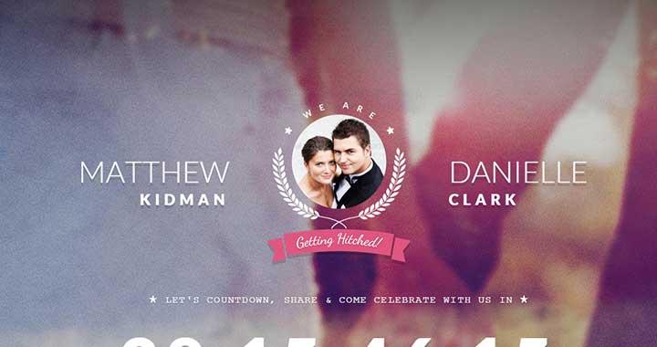 XOXO WordPress Wedding Theme