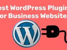Best WordPress Plugins for Business