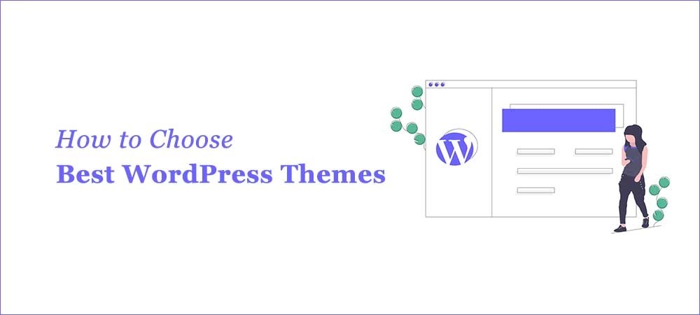 choose best wp themes