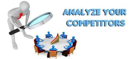 Analyze Your Competitors