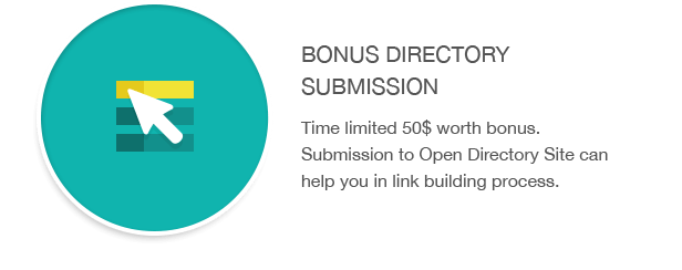 Bonus Directory Submission