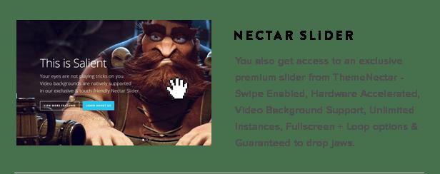Nectar Slider