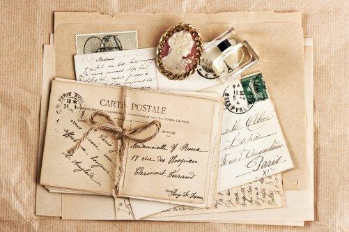 vintage-a-letter-the-envelope-cards-brand-perfume-brooch