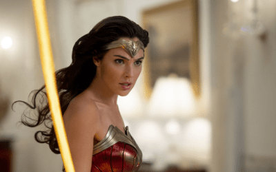 Stress, Peri/Menopause & Wonder Woman