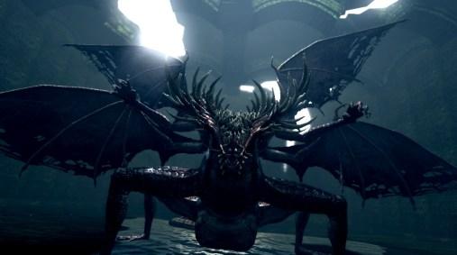 gaping dragon
