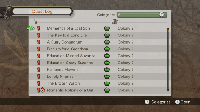 The number of quests is mind-boggling!
