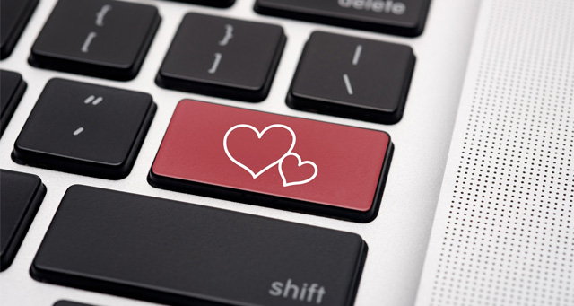 Image 1 - The online dating game