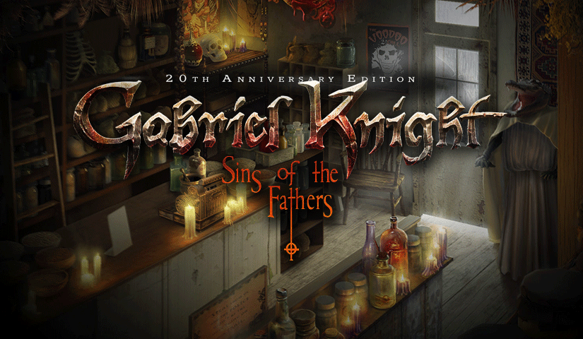 Preview: Gabriel Knight: Sins of the Fathers 20th Anniversary Edition