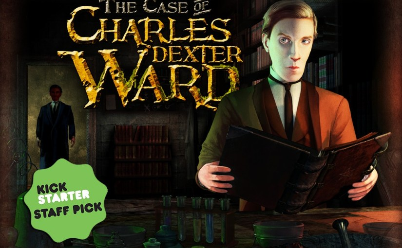 Interview: Agustín Cordes – H.P. Lovecraft: The Case of Charles Dexter Ward
