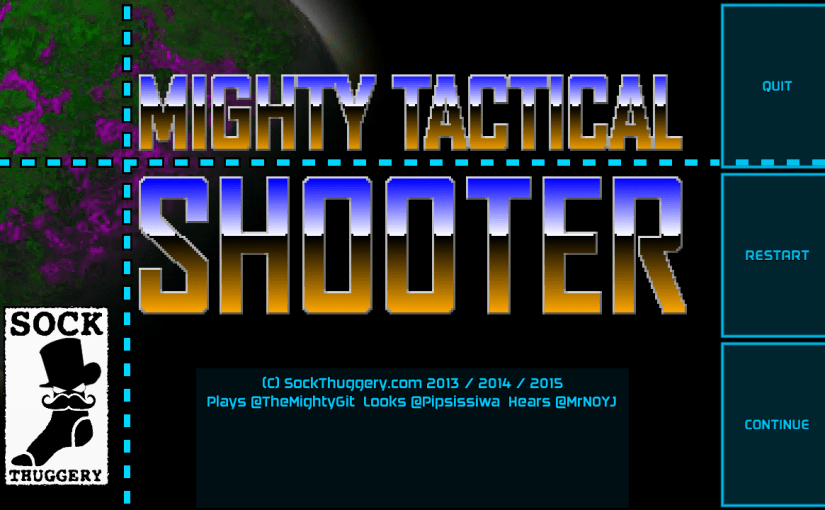 Rezzed 2015 – Mighty Tactical Shooter