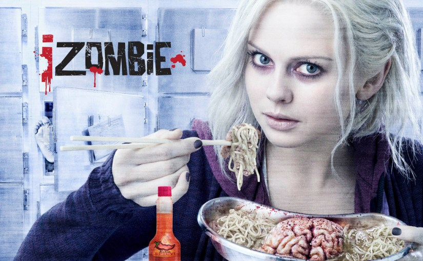 First Look: iZombie