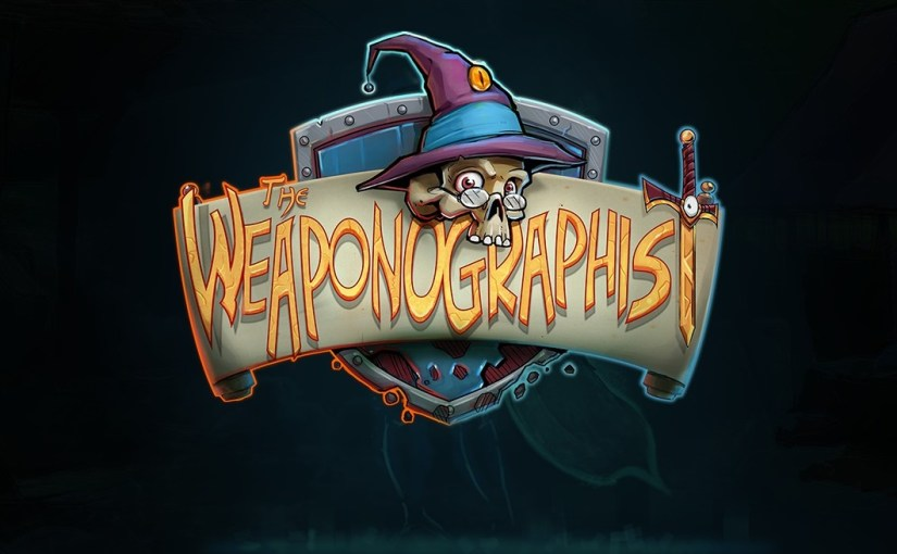 Review: The Weaponographist