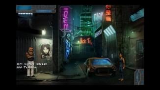 I just love the cyberpunk aesthetics!