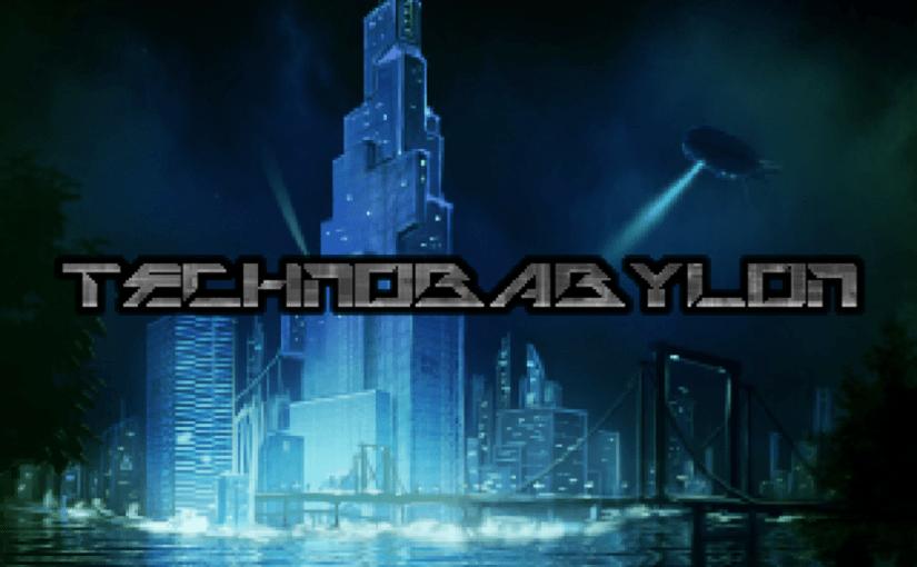 Review: Technobabylon