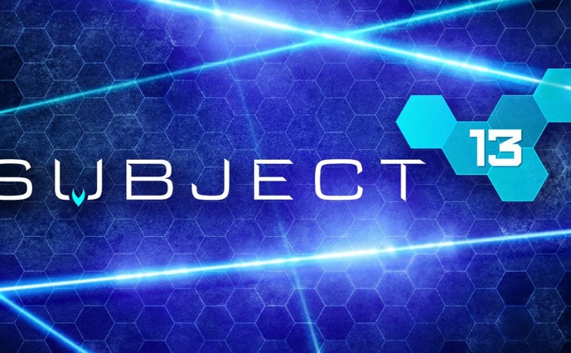Review: Subject 13